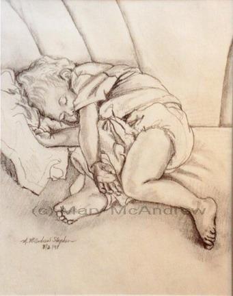 """""""He Sleeps"""""""