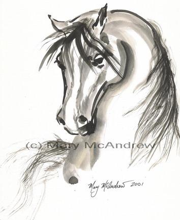 """Horse 1"""