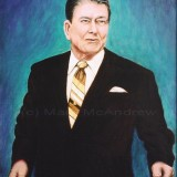 """President Ronald Reagan"""