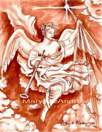 """Healing Angel"""