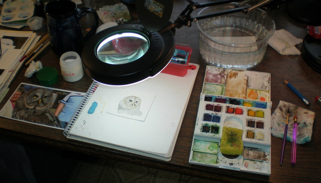 Magnifying Glass For Painting Miniatures