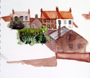 Berwick-upon-Tweed unfinished