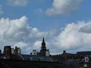 Skyline of Berwick