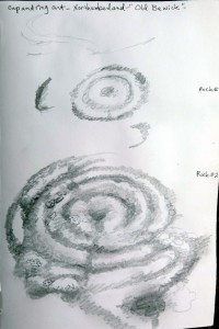 Sketch of the rings