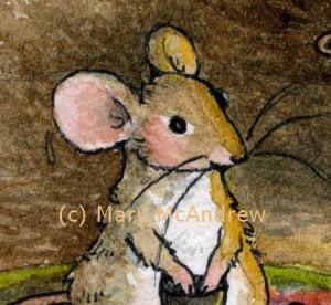 (c)mouse head