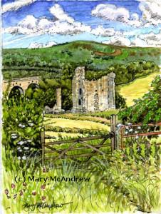 (c)Edlingham Castle wc