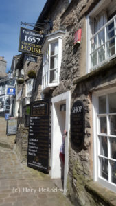 The Chocolate House, Kendal.